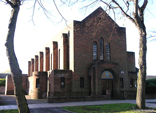 St Wilfrid's Catholic Church