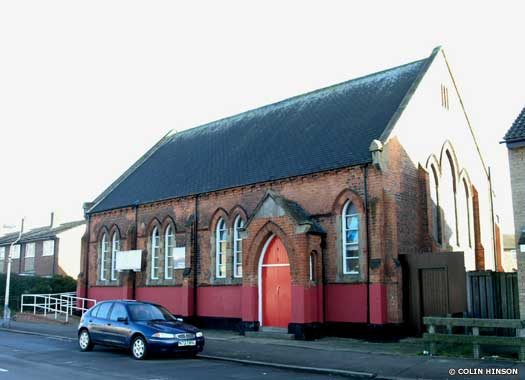 Selby Street Methodist Church
