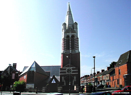 Prince's Avenue (Wesleyan) Methodist Church