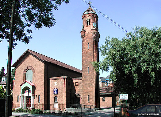 St Vincent de Paul Catholic Church