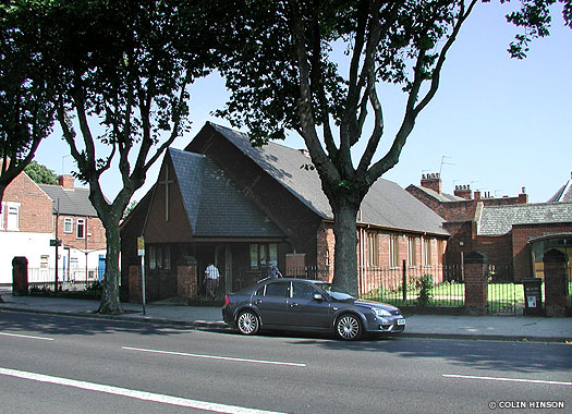 Newland United Reformed Church