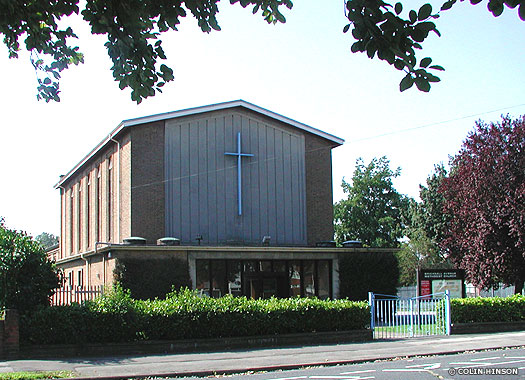 Bricknell Avenue Methodist Church, Kingston-upon-Hull, East Thriding of Yorkshire