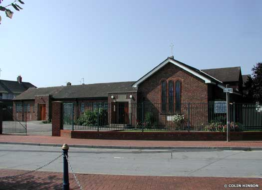 Clowes Memorial Methodist Church, Kingston-upon-Hull, East Thriding of Yorkshire