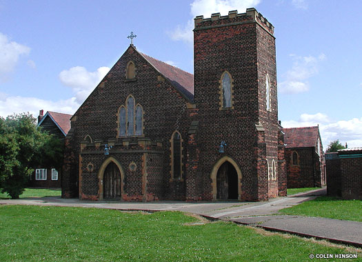 Catholic Church of the Holy Name of Jesus, Kingston-upon-Hull, East Thriding of Yorkshire