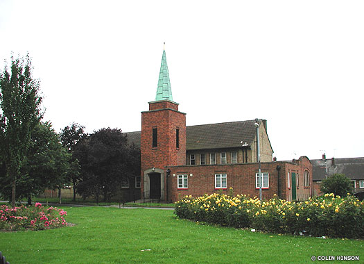 St Hilda's Community Church Marfleet, Kingston-upon-Hull, East Thriding of Yorkshire