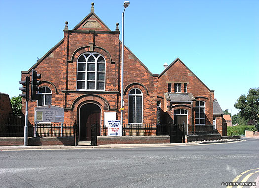 Preston Wesleyan Methodist Chapel, East Yorkshire