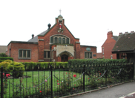 Sacred Heart Catholic Church, Hull, East Yorkshire