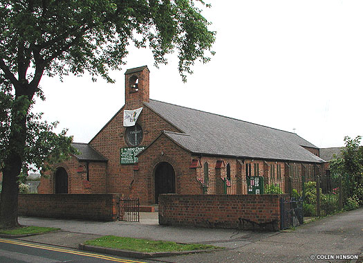 St Aidan's Church, Hull, East Yorkshire