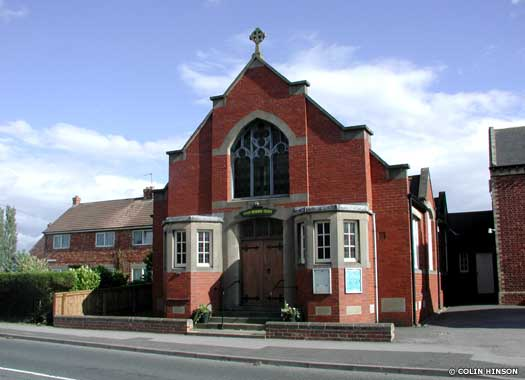 Aiskew Methodist Church