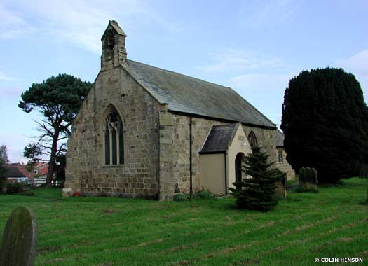 Church of St Mary Appleton Wiske