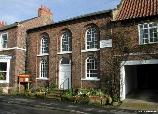Appleton Wiske (Wesleyan) Methodist Chapel