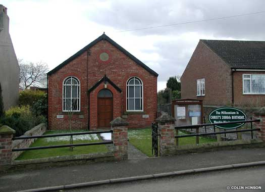 Carthorpe Methodist Church