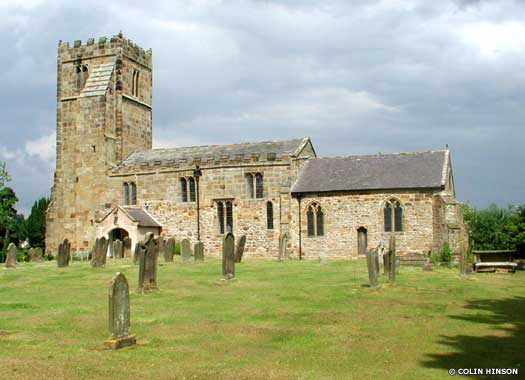 Danby Wiske Parish Church