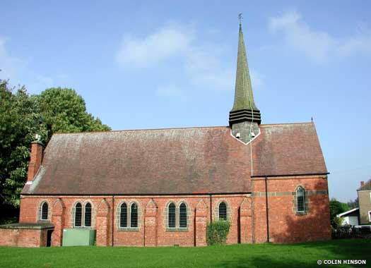 The Parish Church of All Saints East Cowton