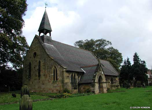 Church of St Eloy, Great Smeaton
