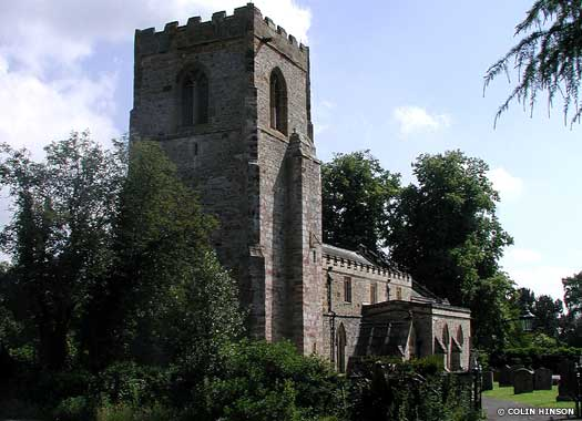 St Mary's Church, Kirkby Fleetham