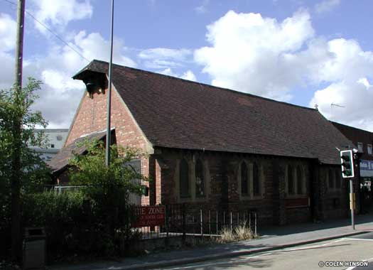 St Augustine's Church & Village Hall