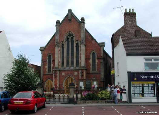 Northallerton Methodist Church