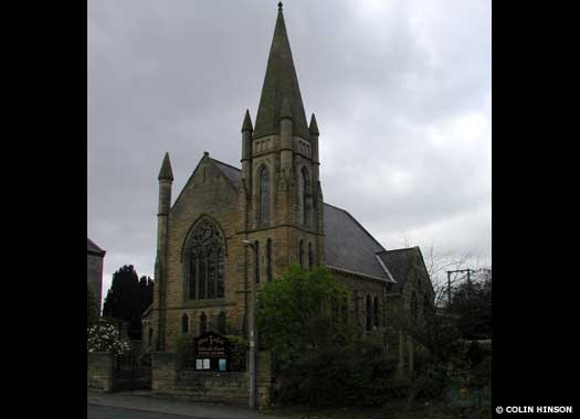 West Tanfield Methodist Church