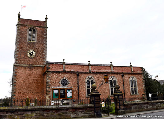 Church of St Bartholomew, Church Minshull, Cheshire