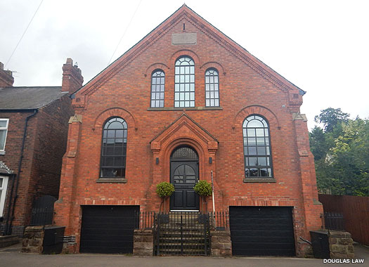 Bourne Primitive Methodist Chapel, Frodsham, Cheshire