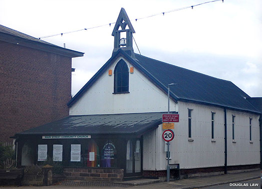 St Dunstan's Church / Main Street Community Church, Frodsham, Cheshire
