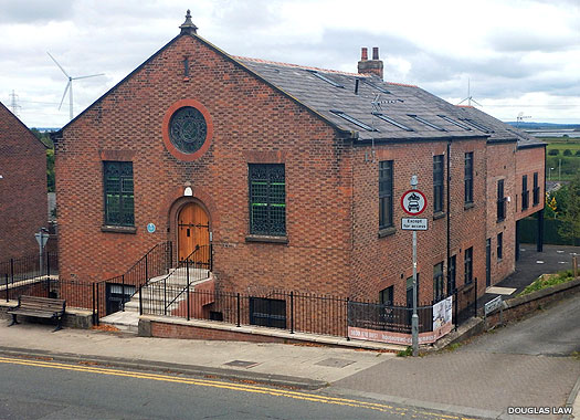 Wesleyan Association Tabernacle Chapel / Frodsham United Methodist Free Chapel, Cheshire