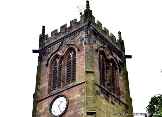 St Michael & All Angels Church, Middlewich, Cheshire