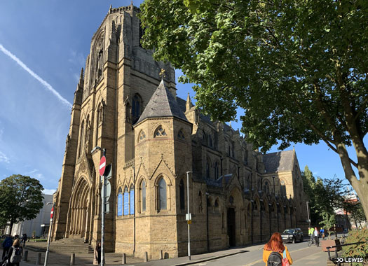 Catholic Church of the Holy Name of Jesus, Rusholme, Manchester
