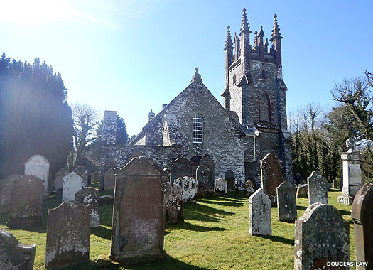 Glasserton Parish Church, Glasserton, Dumfries & Galloway, Scotland