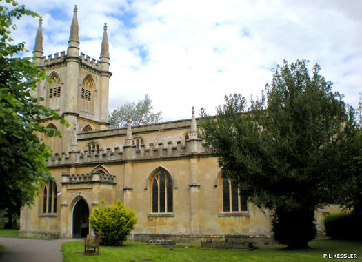 Parish Church of St Lawrence Hungerford