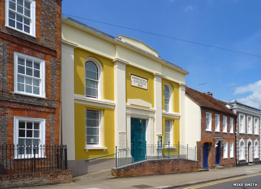 Hungerford Congregational Chapel and Hungerford United Reformed Church, Berkshire