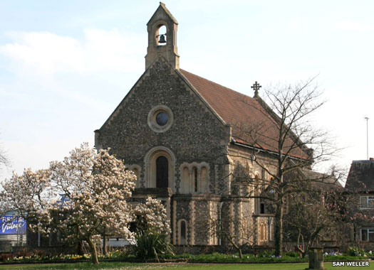 St James Roman Catholic Church, Reading, Berkshire