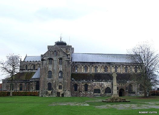 Romsey Abbey