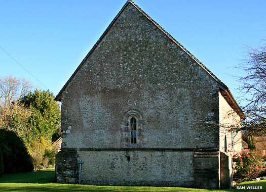 Church of St John the Baptist, Upper Eldon, Hampshire