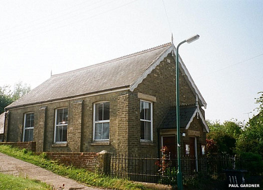 Adisham Baptist Church, Kent