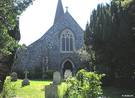 All Saints Parish Church, Birchington, Kent