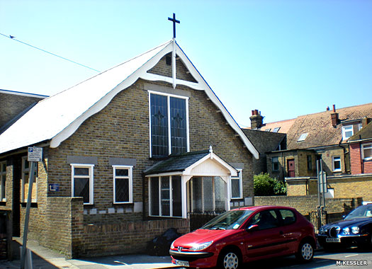 Birchington Baptist Church, Kent