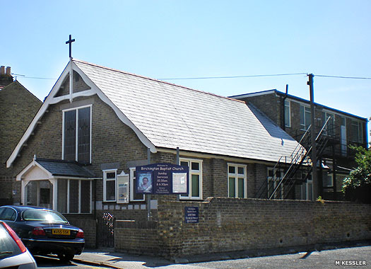 Birchington Baptist Church in Kent