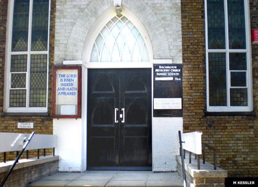 Birchington Methodist Church in Kent
