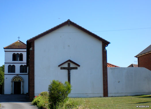 Catholic Church of Our Lady and St Benedict, Birchington in Kent