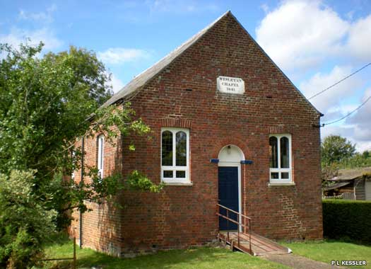 Boyden Gate Wesleyan Chapel, Marshside Methodist Church, Kent