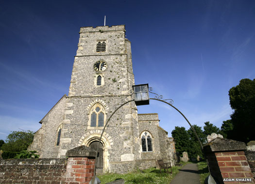 Church of St John the Baptist, Bredgar, Kent