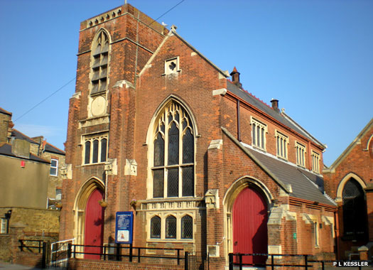 Queen's Road Baptist Church