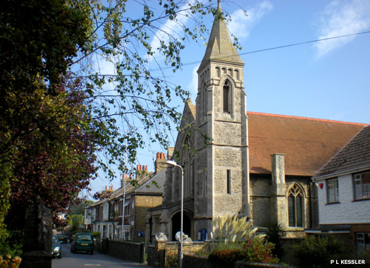 St Andrew's Church, Reading Street