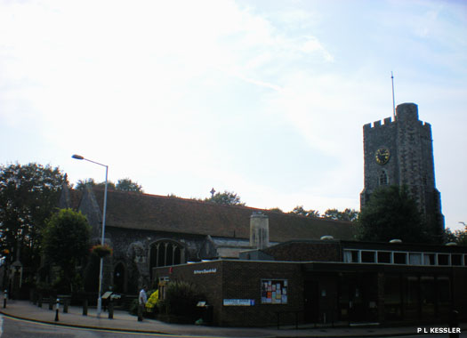 St Peter-in-Thanet