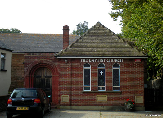 St Peter's Baptist Church