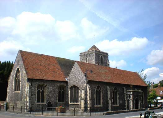 Holy Cross Church Westgate