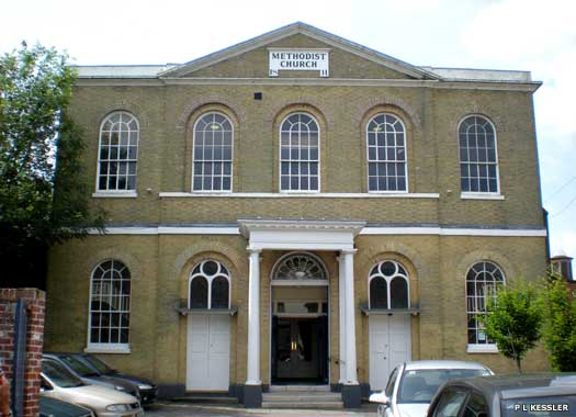 St Peter's Methodist Church
