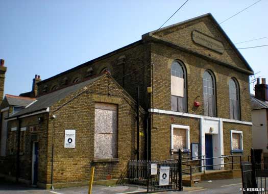 Primitive Methodist Chapel, St John's Place